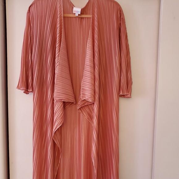 Lularoe Pink Shirley